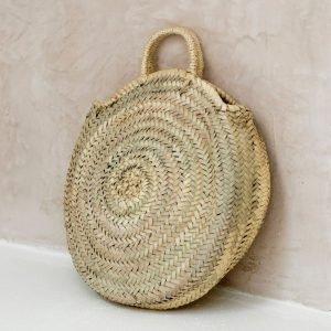 Basketbag round