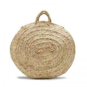 Basket Bag Palm 40cm