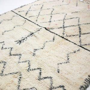 Vintage Berber vloerkleed