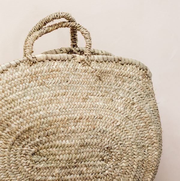 Basket Bag Wide
